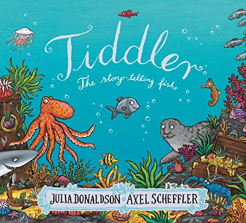 Tiddler from Scholastic