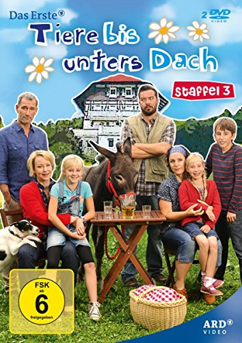Tiere bis unters Dach - Season 3 (DVD) from ALIVE AG