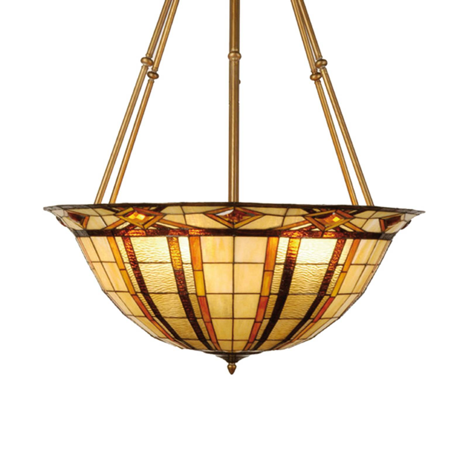 Tiffany style - elegant hanging lamp Machi from CLAYRE&EEF