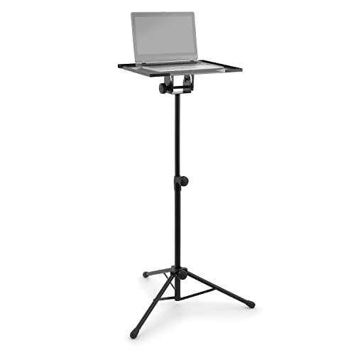 Tiger Laptop Stand/Projector Stand with Tripod Base from Tiger Music