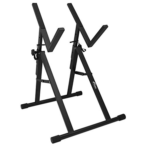 Tiger Standard Adjustable Folding Guitar Amplifier Stand from Tiger Music