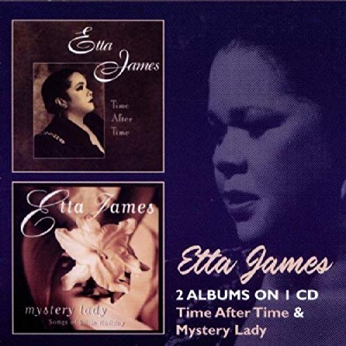 Time After Time C/W Mystery Lady from James, Etta