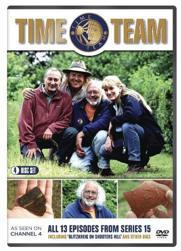 Time Team: Series 15 [DVD] from Spirit Entertainment Limited