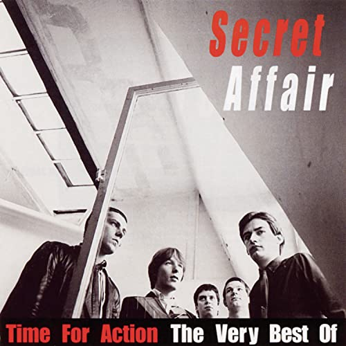 Time for Action : The Very Best of Secret Affair from Sony Music Cmg