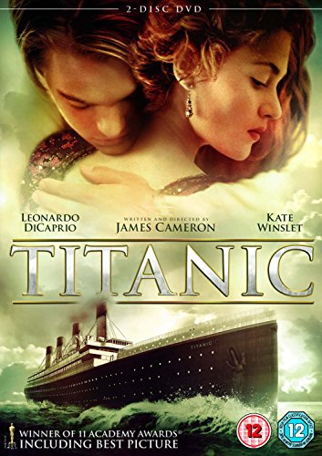 Titanic [DVD] [1997] from MGM