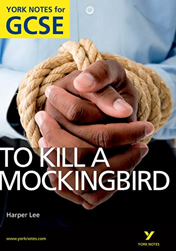 To Kill a Mockingbird: York Notes for GCSE (Grades A*-G) from Unknown