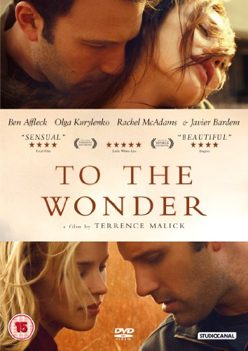 To The Wonder [DVD] [2013] from studiocanal