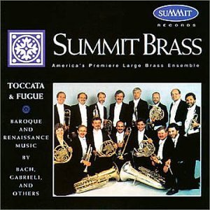 Toccata & Fugue from Summit