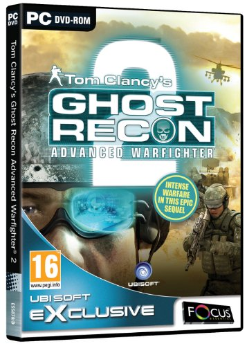 Tom Clancy's Ghost Recon Advanced Warfighter 2 (PC DVD) from FOCUS MULTIMEDIA
