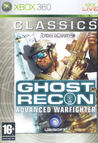 Tom Clancy's Ghost Recon: Advanced Warfighter (Xbox 360) from Ubisoft