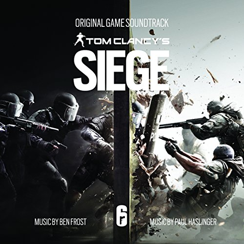 Tom Clancy's Rainbow Six - Siege - Original Game Soundtrack
