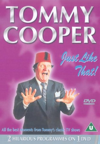 Tommy Cooper - Just Like That [DVD] from Fremantle