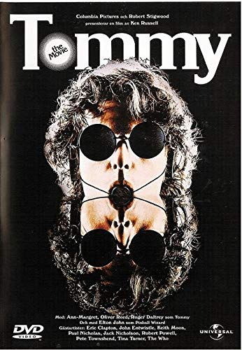 Tommy [DVD] [1975] from Universal