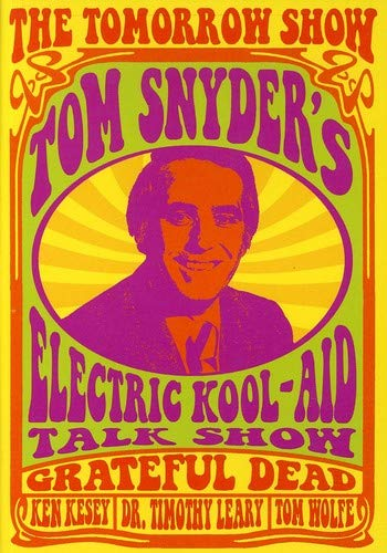 Tomorrow Show: Tom Snyder's Electric Kool-Aid [DVD] [1973] [Region 1] [US Import] [NTSC] from Shout Factory