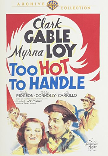 Too Hot to Handle [DVD] [1938] [Region 1] [US Import] [NTSC] from Warner Manufacturing