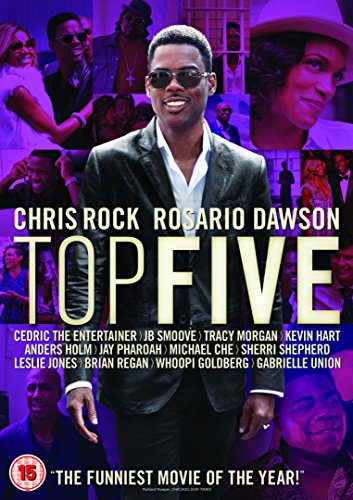 Top Five [DVD] [2015] from Paramount Home Entertainment