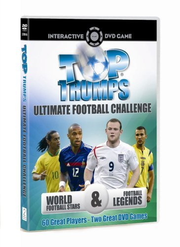 Top Trumps - DVD Interactive Game [Interactive DVD] from 2 Entertain Video