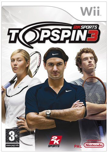 Topspin 3 (Wii) from Take 2