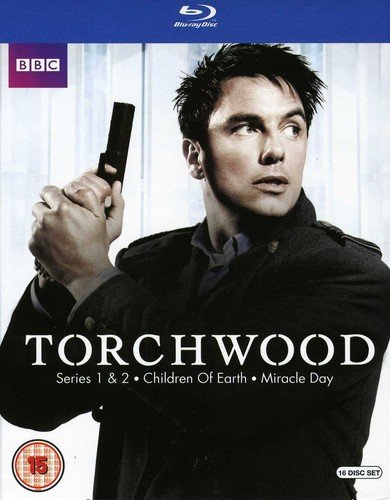 Torchwood: Series 1-4 [Blu-ray] [Region Free] from BBC