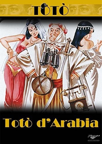Toto' D'Arabia from Mustang Entertainment