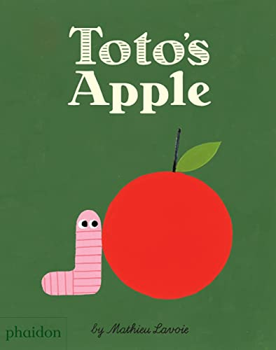 Toto's Apple from Phaidon Press