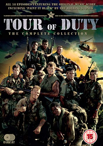 Tour of Duty - Complete [DVD] [1987] from Fremantle Home Entertainment
