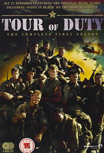 Tour of Duty - The Complete First Season [DVD] from Fremantle Home Entertainment