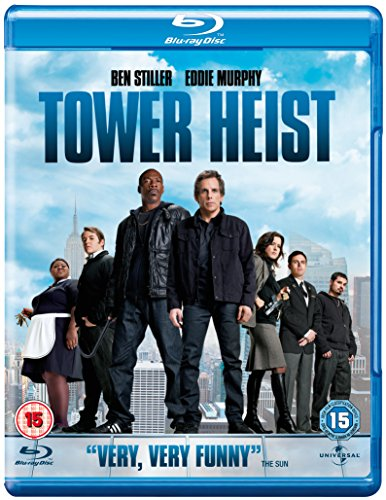 Tower Heist [Blu-ray] from Universal Pictures