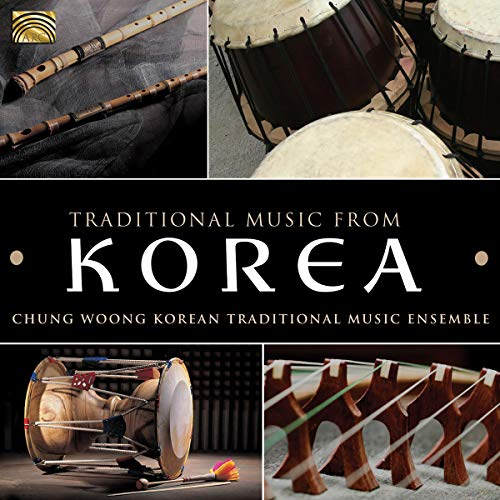 Traditional Music From Korea from ARC