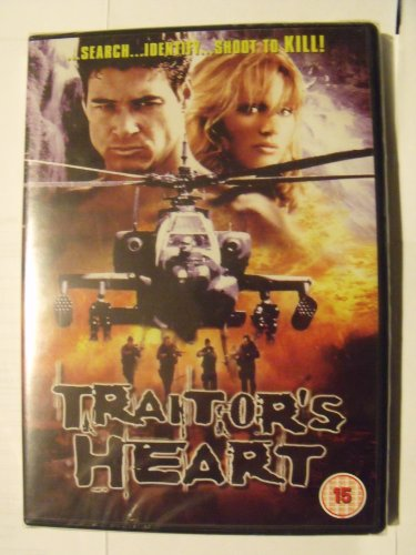 Traitor's Heart [DVD] from Boulevard