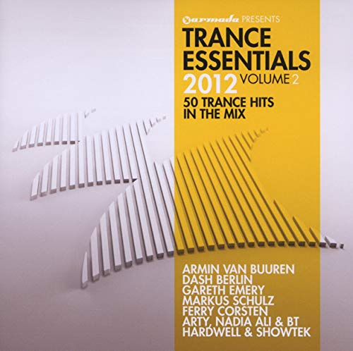 Trance Essentials 2012 Vol. from Armada Music