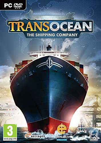 TransOcean (PC DVD) from Excalibur Games