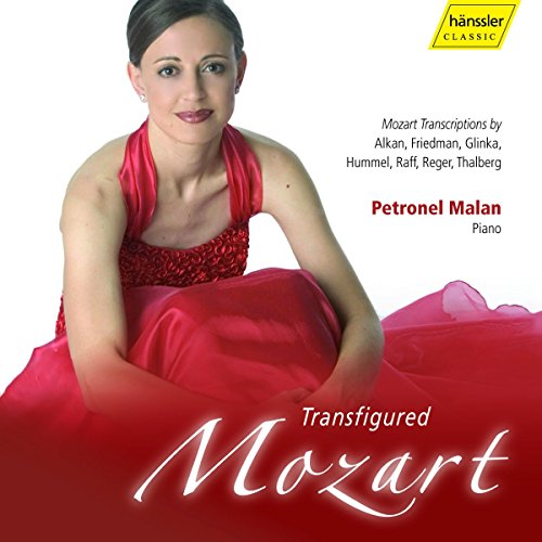Transfigured Mozart - Piano Transcriptions from HANSSLER CLASSIC