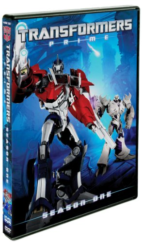 Transformers Prime: Complete First Season (4pc) [DVD] [Region 1] [NTSC] [US Import] from Shout Factory