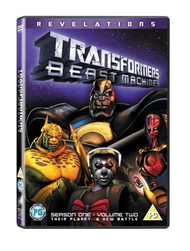 Transformers: Beast Machines - Season 1 - Volume 2 [DVD] [2007] from SONY PICTURES