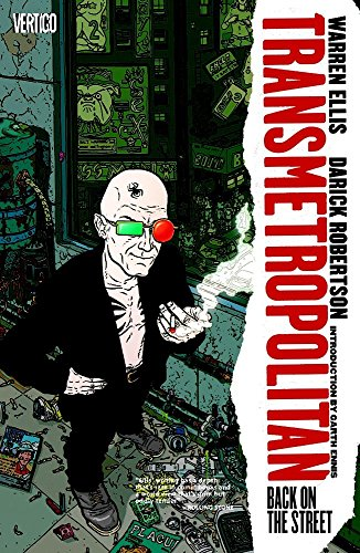 Transmetropolitan Vol 1: Back on the Street: 01 from Vertigo