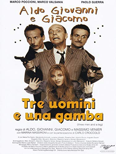Tre Uomini E Una Gamba from CD