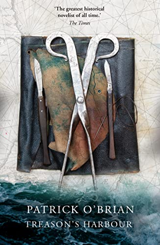 Treason's Harbour from HarperCollins Publishers Ltd