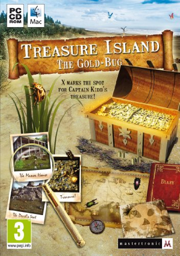 Treasure Island: The Gold-Bug (PC DVD) from Mastertronic