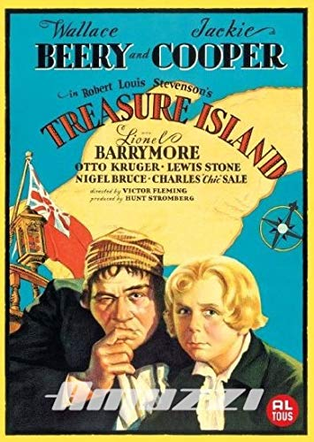 Treasure island (Dutch import) from STUDIO CANAL