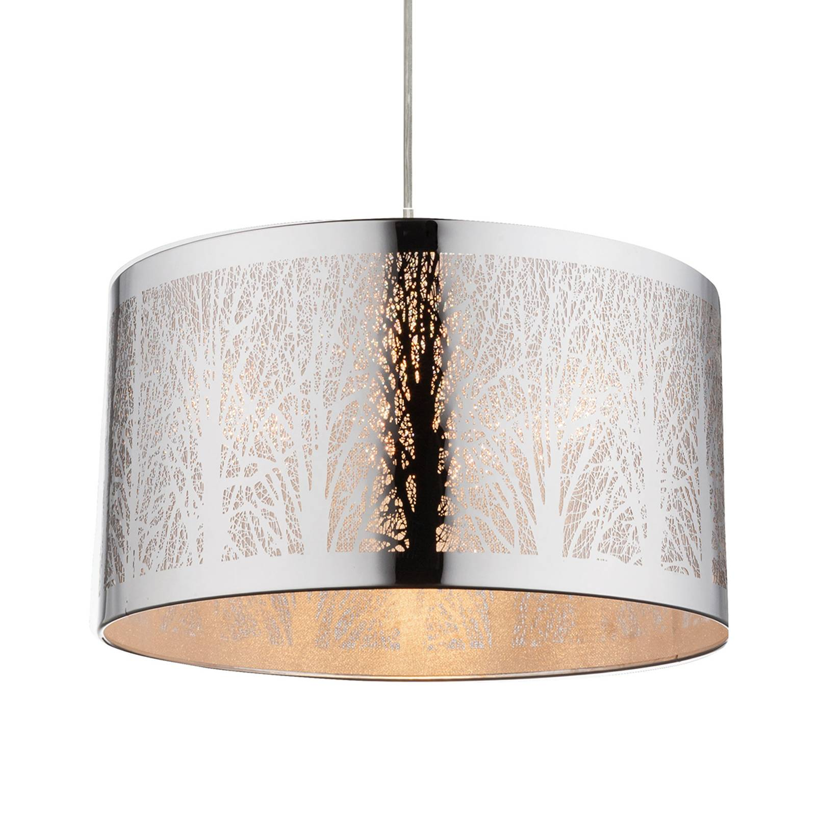 Tree pattern hanging light Cianna from Globo