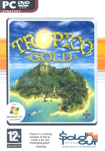 Tropico Gold (PC DVD) from Mastertronic