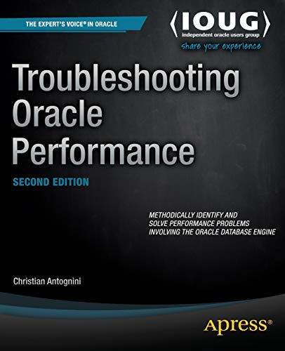 Troubleshooting Oracle Performance from Antognini Christian