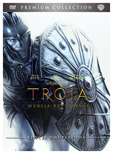 Troy [2DVD] from Galapagos