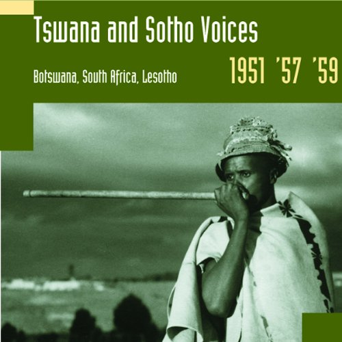 Tswana And Sotho Voices - Hugh Tracey