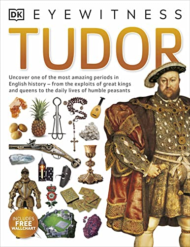 Tudor (Eyewitness) (DK Eyewitness) from DK Children