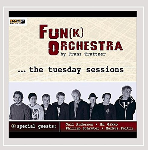 Tuesday Sessions: Jazzit Fun Orchestra