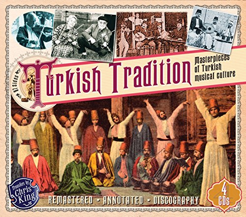 Turkish Tradition: Masterpieces Of Turkish Musical Culture (4CD)