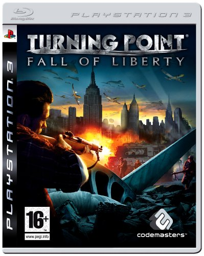 Turning Point: Fall Of Liberty (PS3) from Codemasters