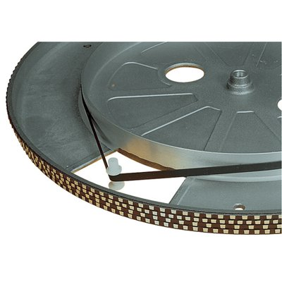 Turntable Drive Belt 195mm Diameter New from Electrovision